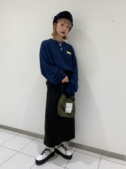 WEGO 吉祥寺パルコ店 あやゴン