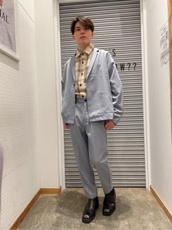 WEGO イオンモール神戸北店 エディー