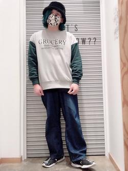 WEGO イオンモール神戸北店 ナカムラさん
