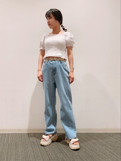 WEGO ららぽーと富士見店 misaki
