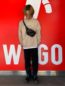 WEGO 上野店 よっちゃん