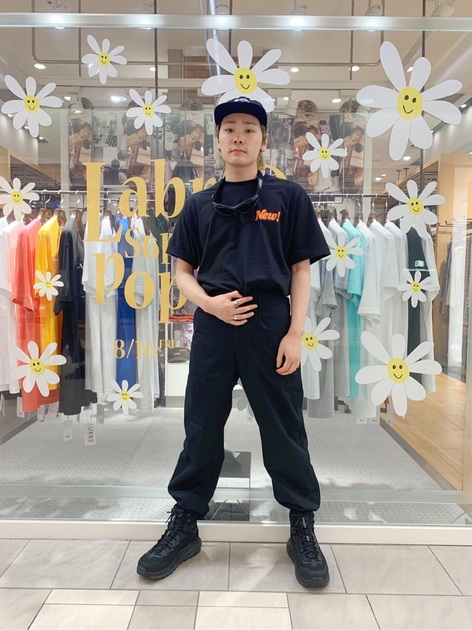 [URBAN RESEARCH 札幌ステラプレイス店][野田 大雅]