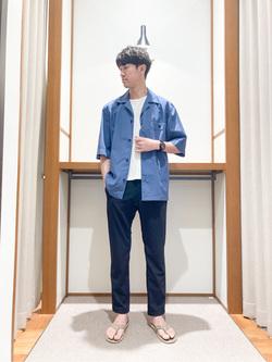 [URBAN RESEARCH 天王寺MIO店][星野 大輝]