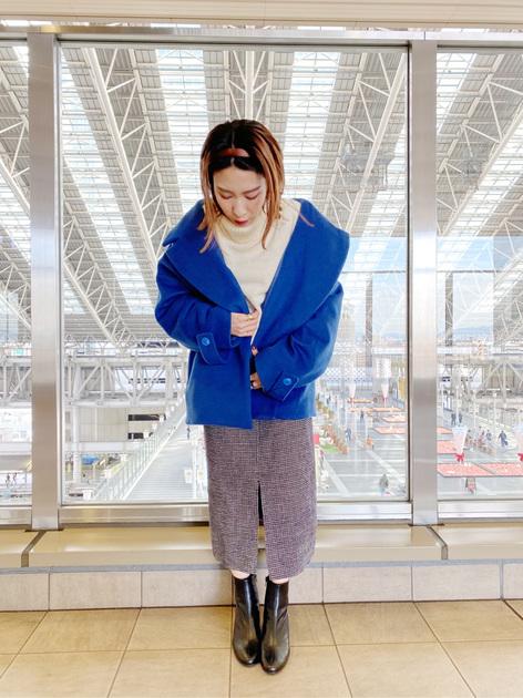 [URBAN RESEARCH Store ルクア大阪店][mimura aika.]