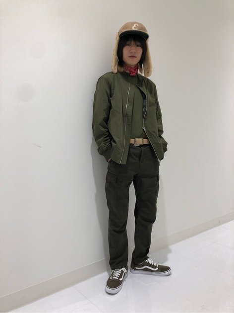 [URBAN RESEARCH Store パルコヤ上野店][yoshino]