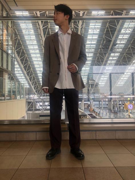 [URBAN RESEARCH Store ルクア大阪店][松本 恵吾]