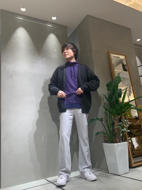[URBAN RESEARCH 福岡パルコ店][野上 大樹]