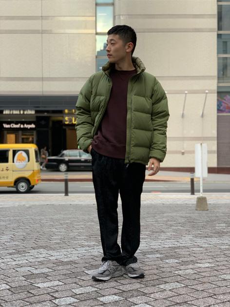 [URBAN RESEARCH ソラリアプラザ福岡店][井手橋 渉]