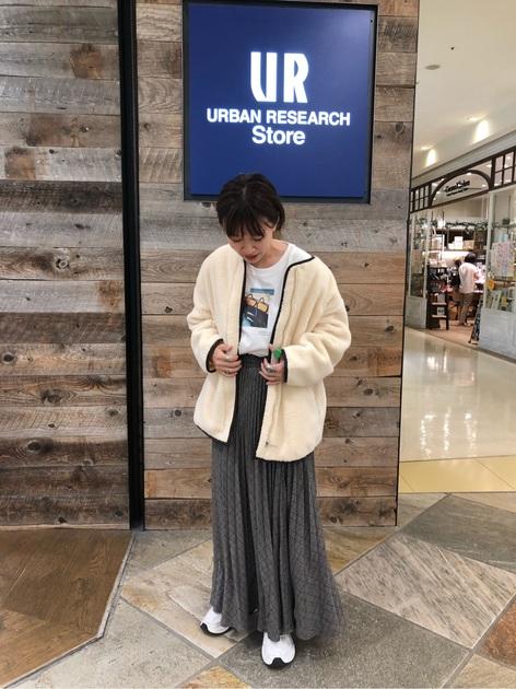 [URBAN RESEARCH Store ラゾーナ川崎プラザ店][酒井 弓子]