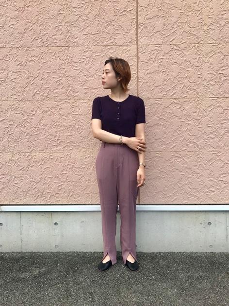 [warehouse 神戸三田プレミアムアウトレット店][野村 佳夏子]