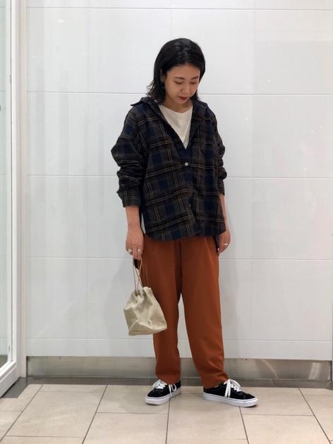 [URBAN RESEARCH 金沢百番街Rinto店][境 広夏]