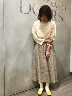 [DOORS 西宮ガーデンズ店][阪井 裕子]