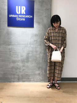 [URBAN RESEARCH Storeタカシマヤゲートタワーモール店][林 千晴]