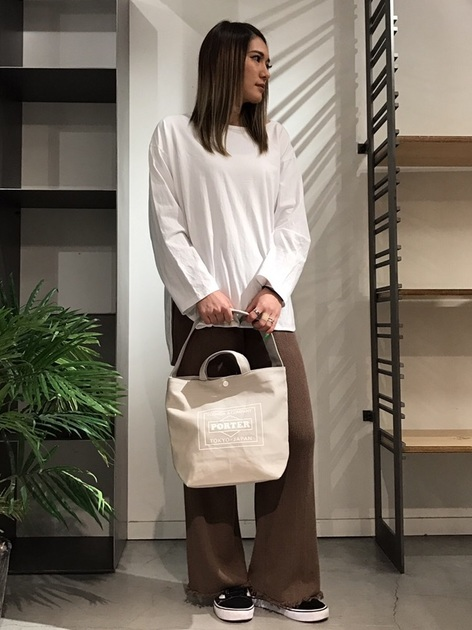 [URBAN RESEARCH Store 心斎橋店][ Natsuki Yano]