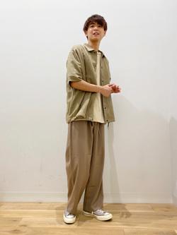 [SENSE OF PLACE イオンモール広島府中店][岡本 壮太]