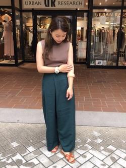 [warehouse 三井アウトレットパーク多摩南大沢店][miho]