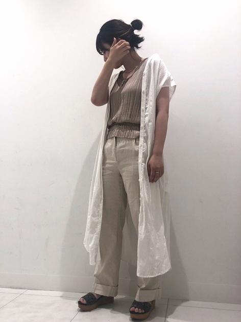 [SENSE OF PLACE 北千住マルイ店][sena]