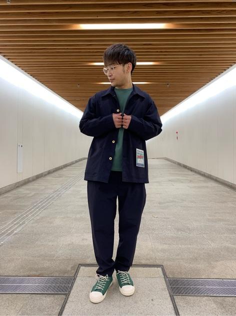 [URBAN RESEARCH ピオレ姫路店][畔倉 康希]