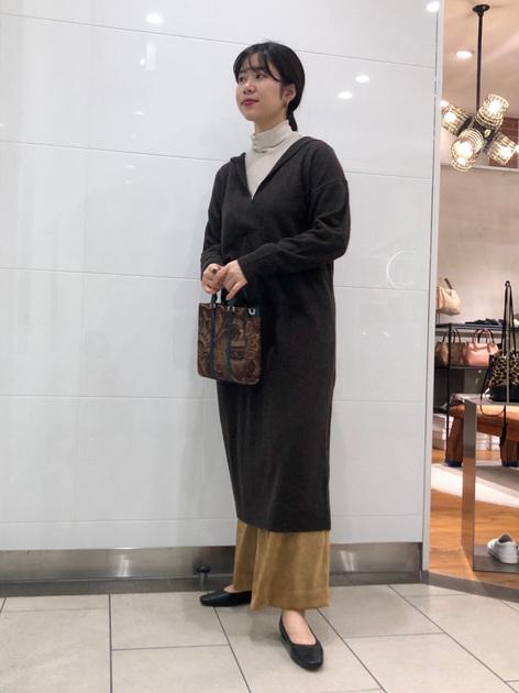 [URBAN RESEARCH 金沢百番街Rinto店][タカノ ハルカ]
