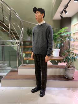 [三重野 伶文]