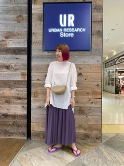 [URBAN RESEARCH Store ラゾーナ川崎プラザ店][カタガイ]
