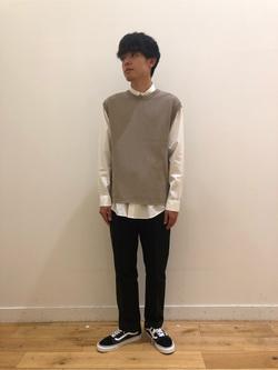 [堀部 暉]