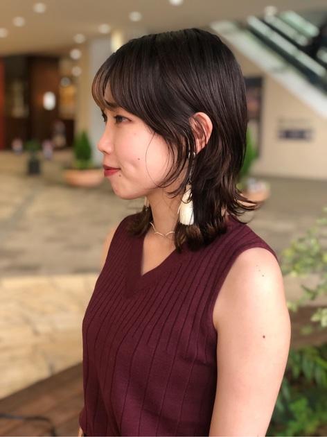 [SENSE OF PLACE イオンモール広島府中店][shirai hinano]
