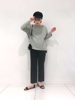 [SENSE OF PLACE 天神地下街店][shirai hinano]