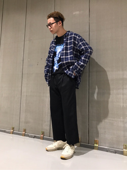[URBAN RESEARCH COCOSA熊本店][シアン]