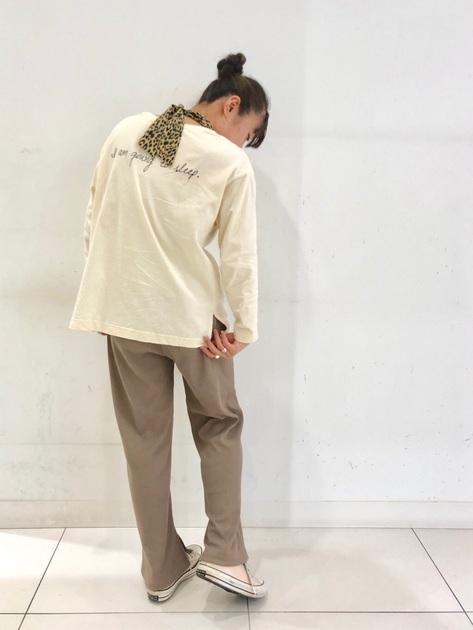 [SENSE OF PLACE キュープラザ原宿店][mizuna enami]