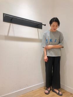 [DOORS アミュプラザ鹿児島店][田村 桃子]