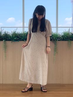 [SENSE OF PLACE ららぽーと富士見店][KAHO]