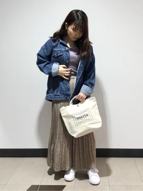 [URBAN RESEARCH 大丸東京店][ノブオカ  レミ]