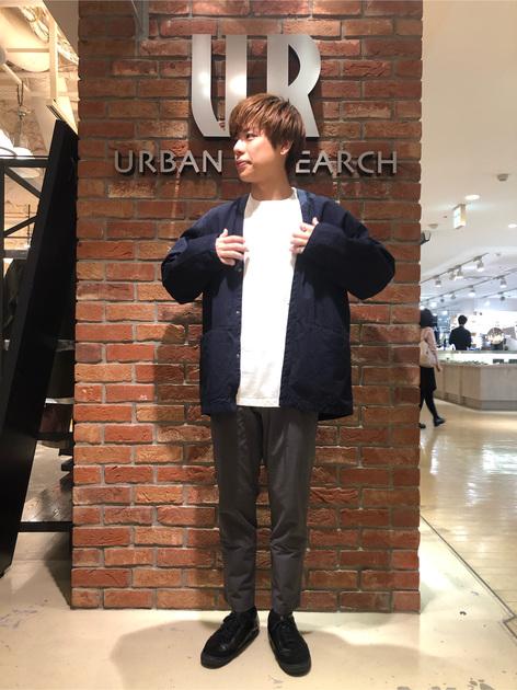 [URBAN RESEARCH 名古屋パルコ店][松本 ]
