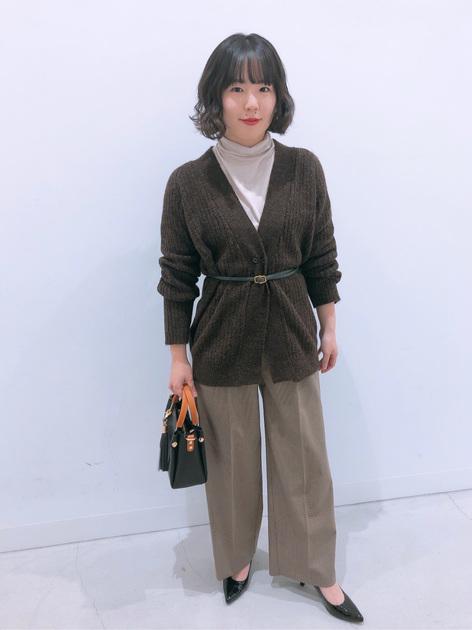 [SENSE OF PLACE 高崎オーパ店][新井 梨紗]