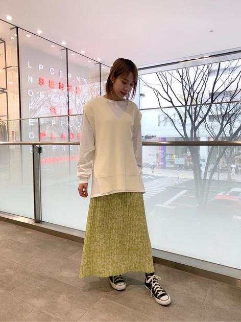 [SENSE OF PLACE 名古屋店][大野 紗矢佳]