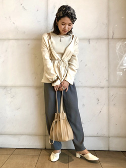[URBAN RESEARCH Store ルクア大阪店][konishi yuka]
