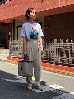 [URBAN RESEARCH 堀江店][飴田 夏希]