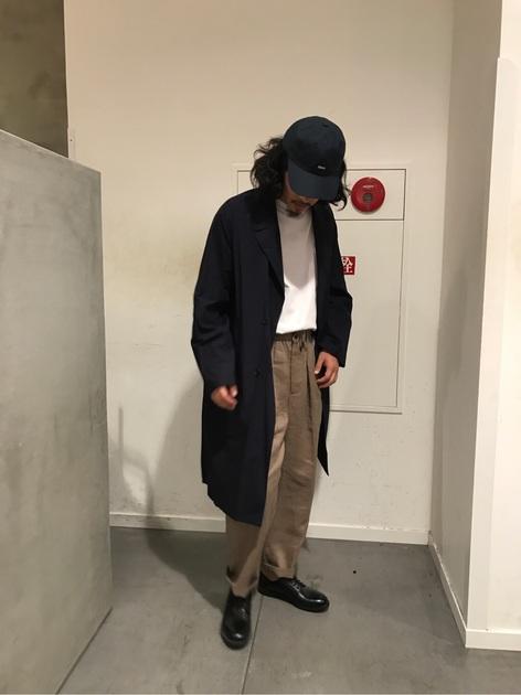 [URBAN RESEARCH Store 心斎橋店][Huang Yen-Chun]