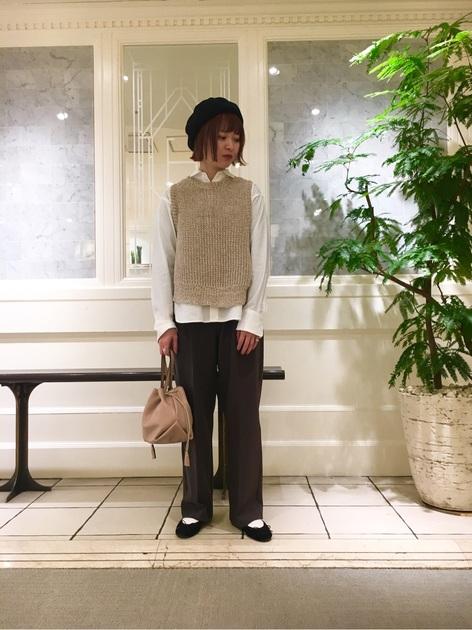 [DOORS 京都藤井大丸][中川 奈保]