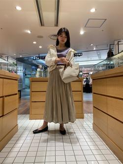 [URBAN RESEARCH 名古屋ユニモール店][徳竹 菜月]