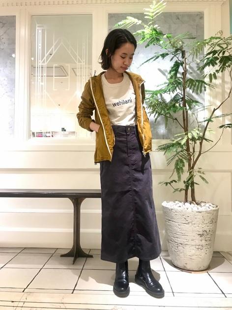 [DOORS 京都藤井大丸][橋本 有加]