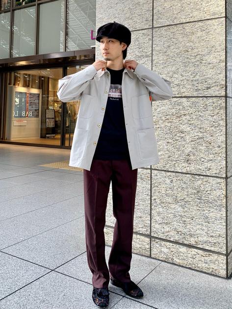 [URBAN RESEARCH Store ルクア大阪店][濵田 晃]
