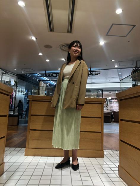 [URBAN RESEARCH 名古屋ユニモール店][津村 夢乃]