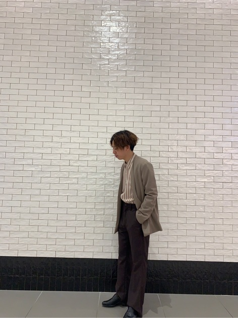 [SENSE OF PLACE 沖縄PARCO CITY店][金城 有作]