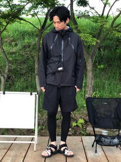 [TINY GARDEN 蓼科 CAMP・LODGE & CABINS][山本 俊介]