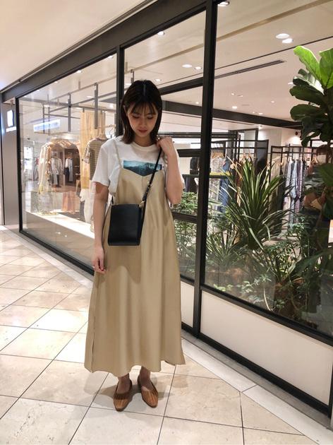 [URBAN RESEARCH なんばCITY店][野澤 舞子]
