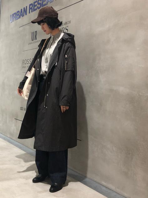 [URBAN RESEARCH Store パルコヤ上野店][多賀谷 早]