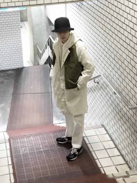 [URBAN RESEARCH 札幌ステラプレイス店][山本 将也]