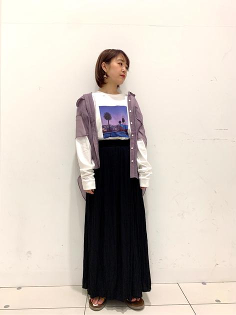 [SENSE OF PLACE イオンモール岡山店][mizushima]